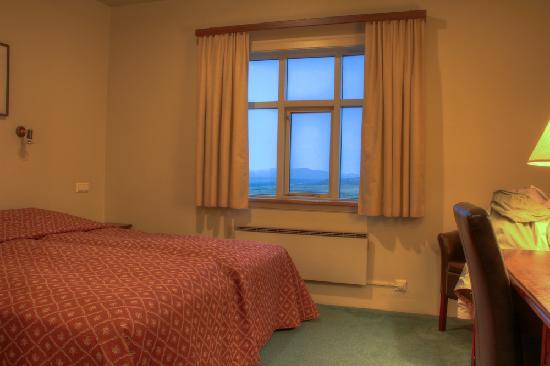 Hotel Gullfoss : Inside our room
