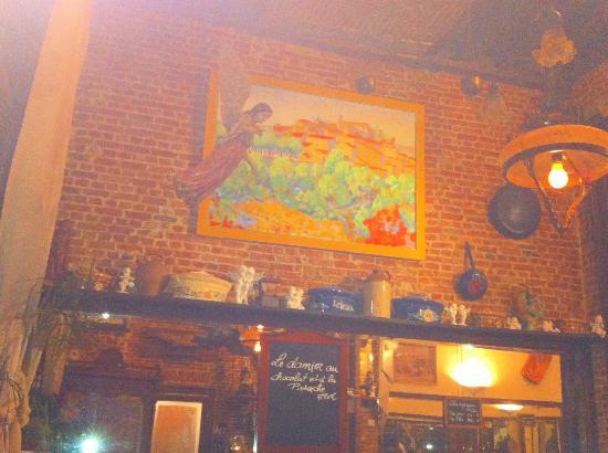 Engels Keuken Antwerpen : De Reddende Engel Foto van De Reddende Engel, Antwerpen
