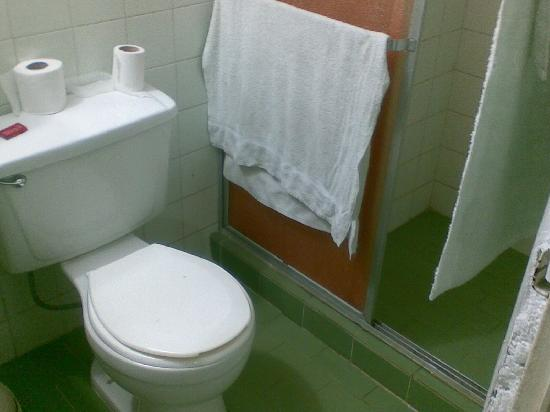 Posada Luz Caraballo : Baño de la Habitación