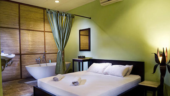 Rabasta Kuta Beach Inn: Deluxe Double Room