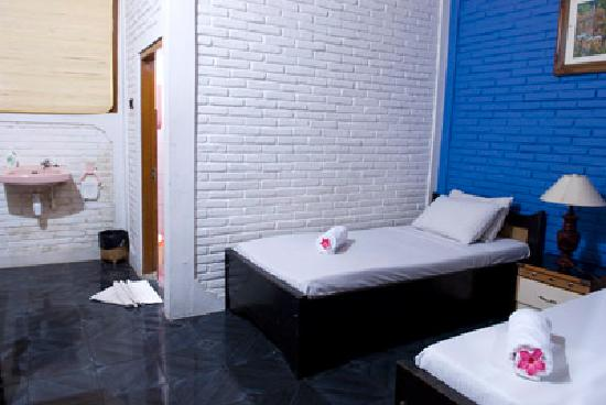Rabasta Kuta Beach Inn : Standard Twin Room