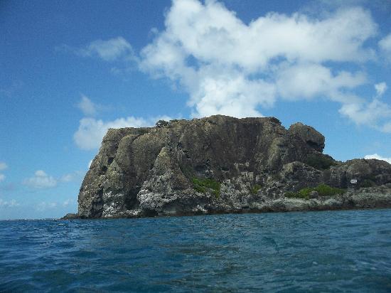 Creole Rock Water Sports: Creole Rock