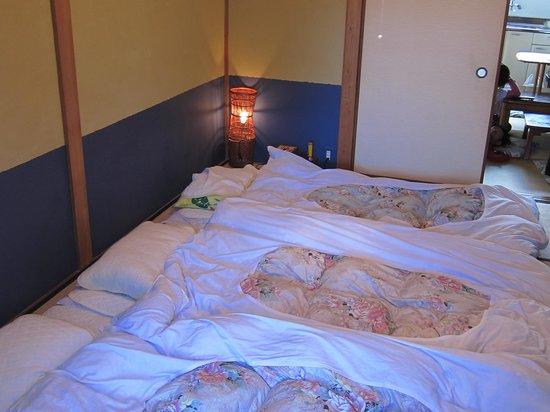 Salon Haraguchi Tenseian: Japanese Style room