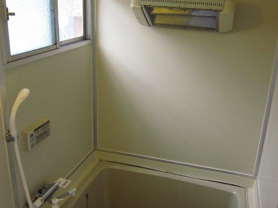 Salon Haraguchi Tenseian: Bathroom