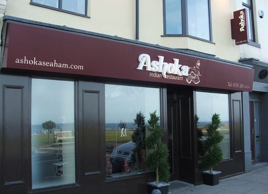 Ashoka indian restaurant seaham restaurant reviews for Ashoka cuisine of india