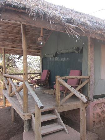 Kirurumu Tarangire Lodge: My tent