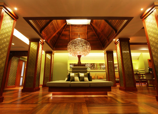 The Privilege Floor @Borei Angkor: The Privilege Floor Lobby