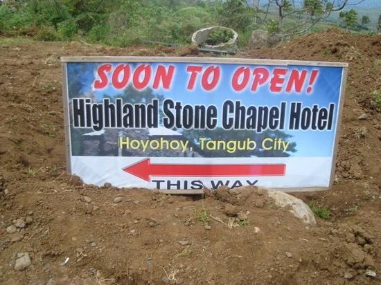 Hoyohoy Highland Stone Chapel Adventure Park: hoyohoy