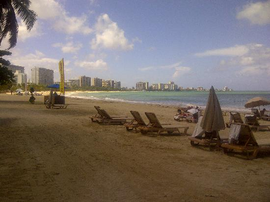El San Juan Resort & Casino, A Hilton Hotel: The hotel's beach
