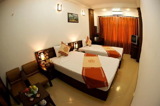 Hanoi Street Hotel: Rooms
