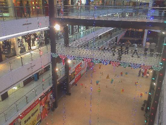 Coimbatore, India: pic taken inside brookefields mall