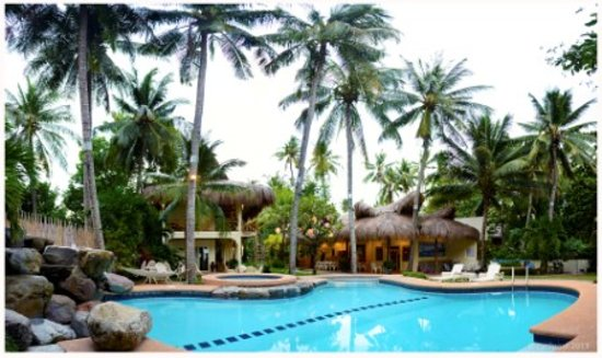 Mike's Dauin Beach Resort Pool
