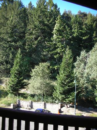 Hilton Santa Cruz / Scotts Valley: View from room 667