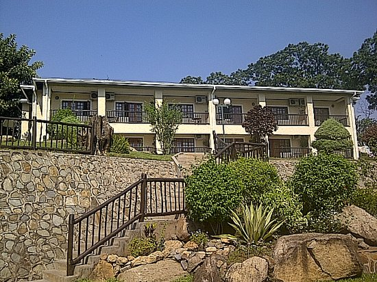 Malawi Sun Hotel & Conference Centre : Outside view