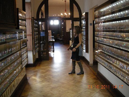 L'Iber Museo de los Soldaditos de Plomo: Sala 1