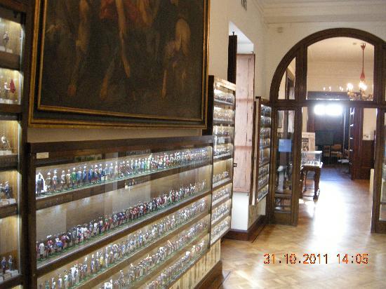 L'Iber Museo de los Soldaditos de Plomo: Sala 2