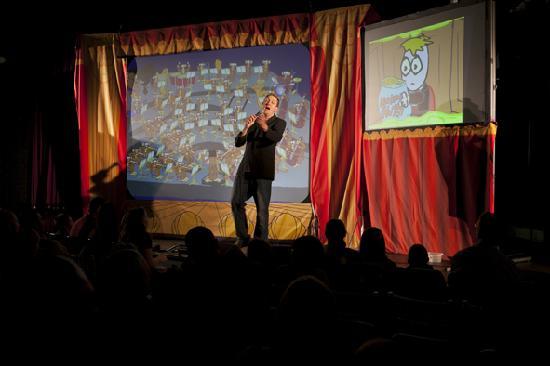 Laugh Inn : The Little howard TV-show