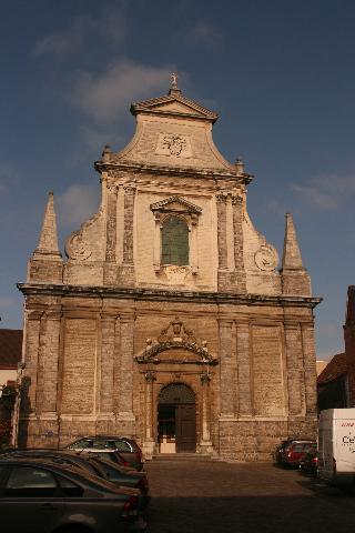 Carmelite Fathers Monastery Church