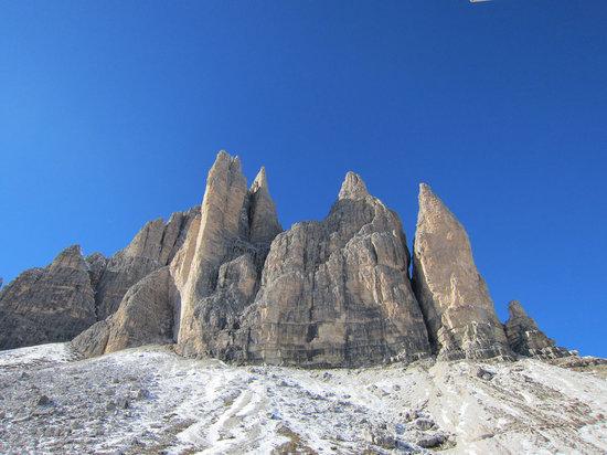 Auronzo di Cadore, Italy: Tre Cime di Lavaredo