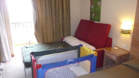 ClubHotel Riu Guarana: Room