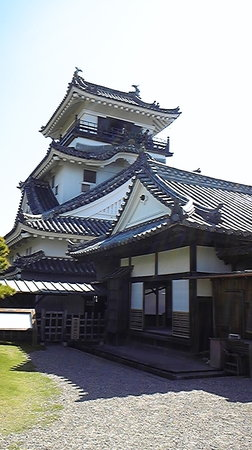 Kochi, Japan: 天守閣2
