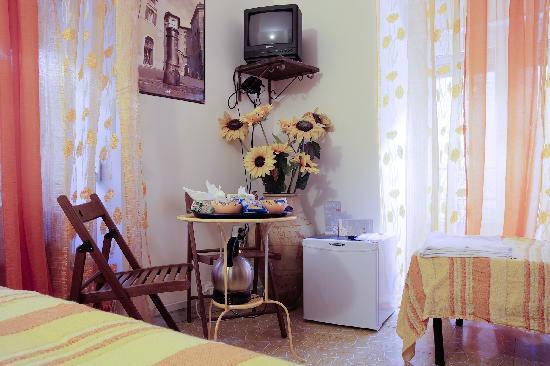 إقامة وإفطار بفندق كيو فاديس: camera tripla