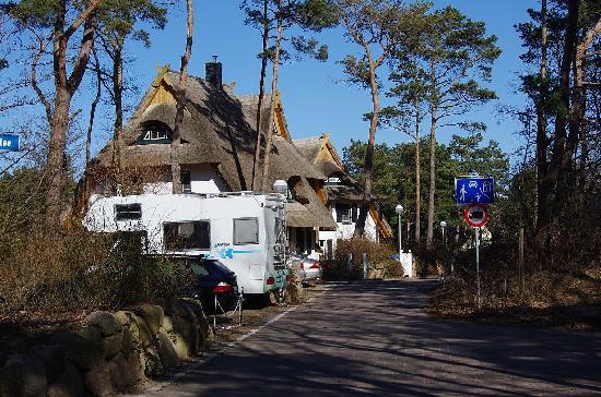 Strandhotel Dünenmeer: Dünenhäuser