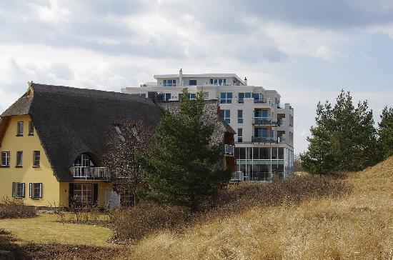 Dierhagen, Almanya: Dünenhäuser und Hotel