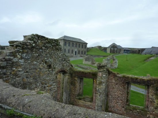 Kinsale, Irland: Charles Fort