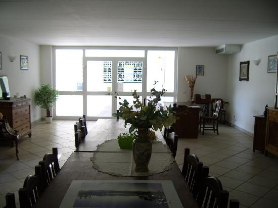 Appartamenti Elisabeth: Reception