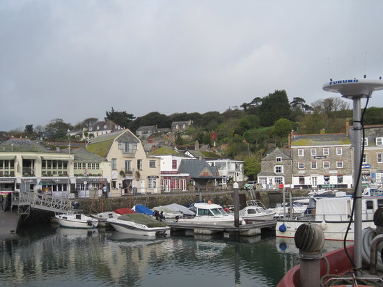 Coswarth House: Padstow's Harbor