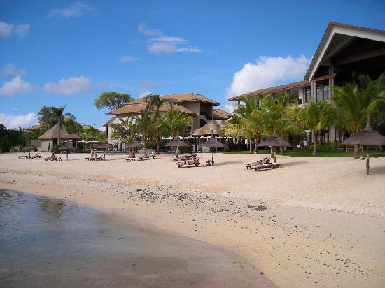 InterContinental Mauritius Resort Balaclava Fort: Ocean view