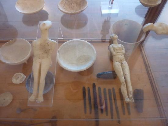 Νάξος, Ελλάδα: Naxos - Archaeological Museum
