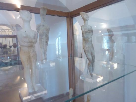 Νάξος, Ελλάδα: Naxos - Archaeological Museum
