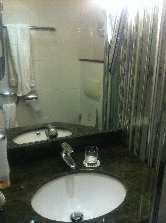 Hotel Kaiserhof: bagno stanza
