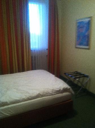 Hotel Kaiserhof: stanza da letto