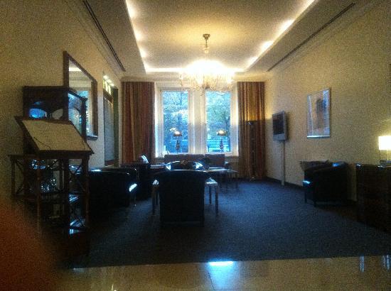 Hotel Kaiserhof: hall