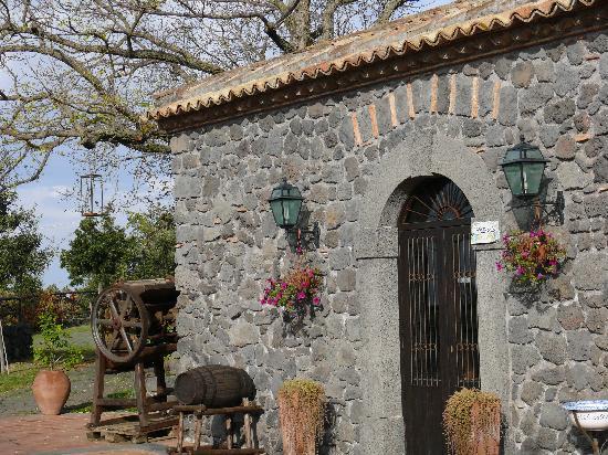 Le Cisterne Turismo Rurale: Particolare