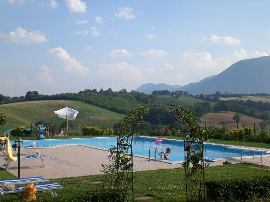 Country House Villacasabianca1573: Che panorama !
