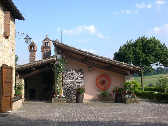 Country House Villacasabianca1573: Il villino