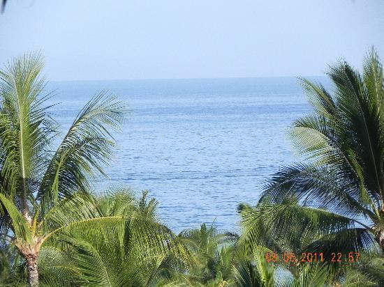 Grand Wailea - A Waldorf Astoria Resort: Picture of Ocean taken from my room balacany