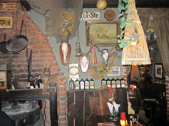 Joe's Beerhouse: Interno