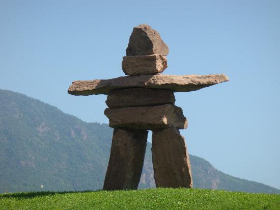 Bolzano, Italy: l'uomo di pietra