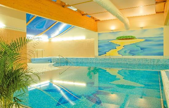 Interhotel Central : Swimming pool