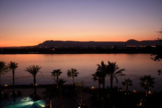Hilton Luxor Resort & Spa: View from our room