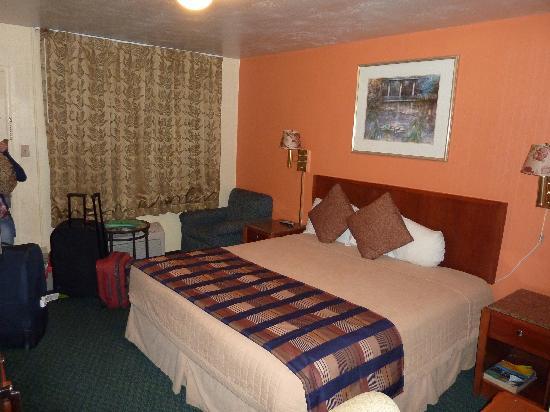 Americas Best Value Inn : Room