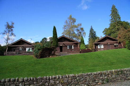 Leny Estate Self-Catering : Cabins