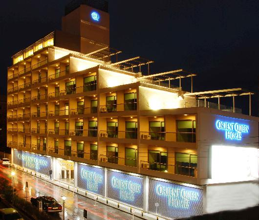 Orient Queen Homes: Hotel by Night