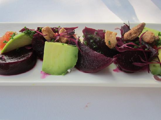 Noah's: Beet salad