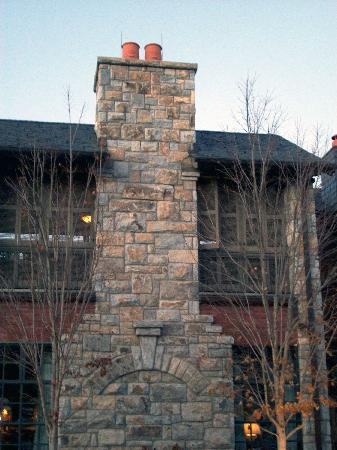 Old Edwards Inn and Spa: Chimney